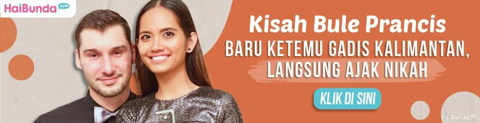 Banner Bule Perancis Nikahi Gadis Kalimantan
