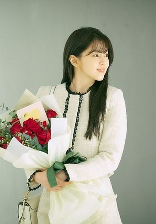 Gaya fashion Yoo Na-bi