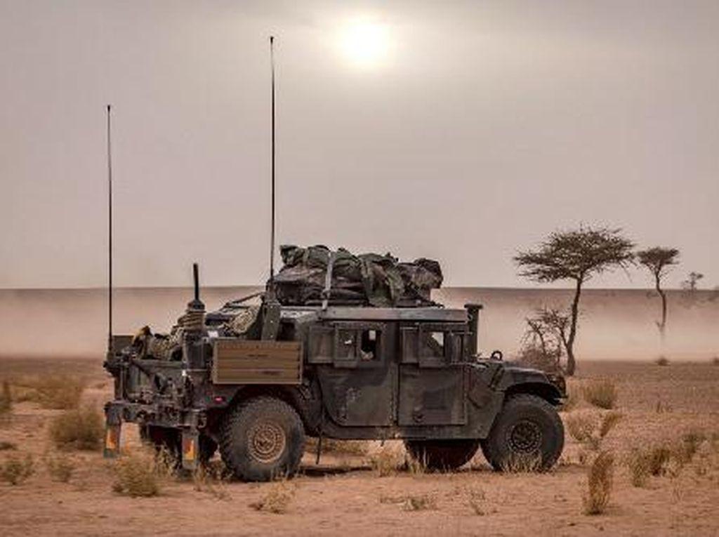 Ini Humvee, Kendaraan Militer Andalan Tentara AS yang Jatuh ke Tangan Taliban