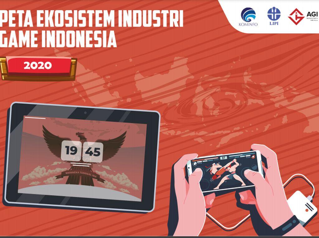 Jurus Sakti Industri Game Indonesia Untuk Tumbuh Pesat
