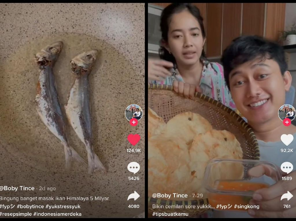 Veronica Tan Bisnis Daging hingga Bobby Tince Parodikan Sisca Kohl