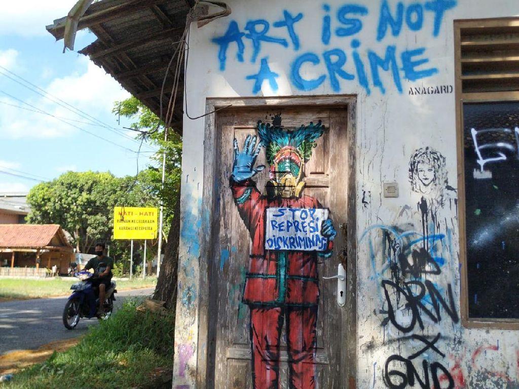 Indonesia Belum Merdeka Jika Kritik Lewat Seni Dibungkam