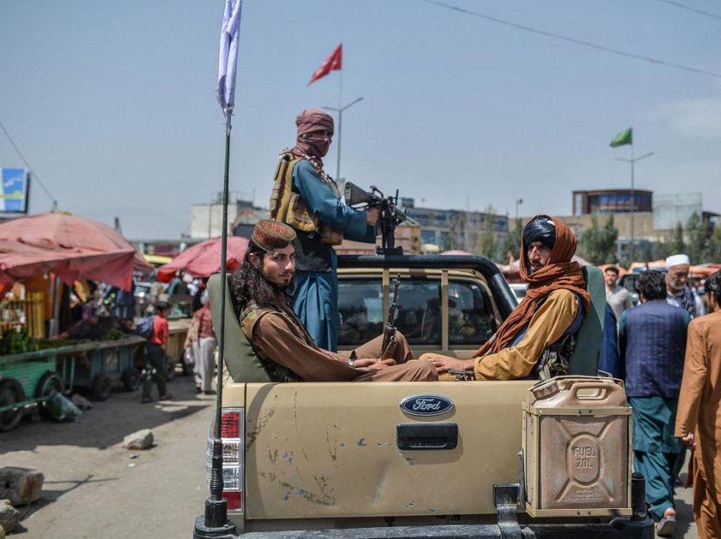 Taliban Berkuasa, Warga Afghanistan Cemaskan Jejak Digital