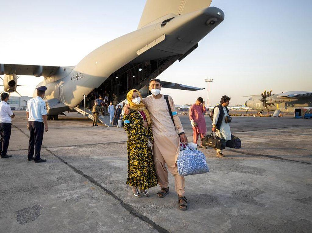 Australia Sukses Evakuasi 26 Warganya dari Afghanistan