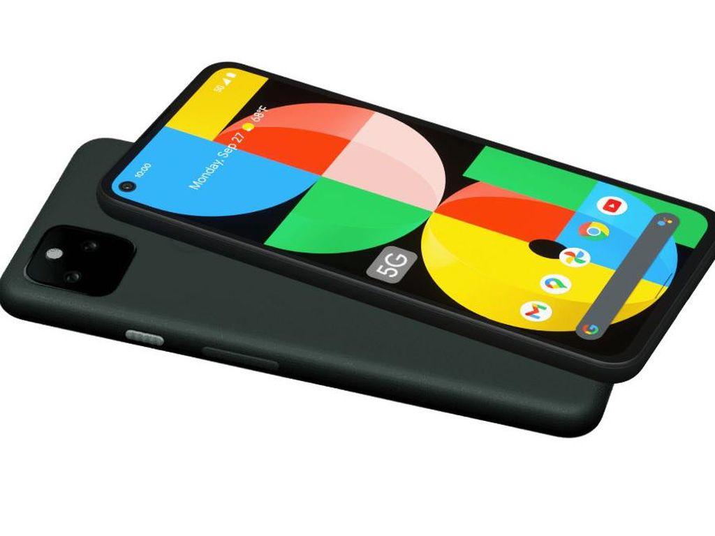 Pixel 5a 5G Dirilis, HP Murah Google Bawa Baterai Besar & Tahan Air