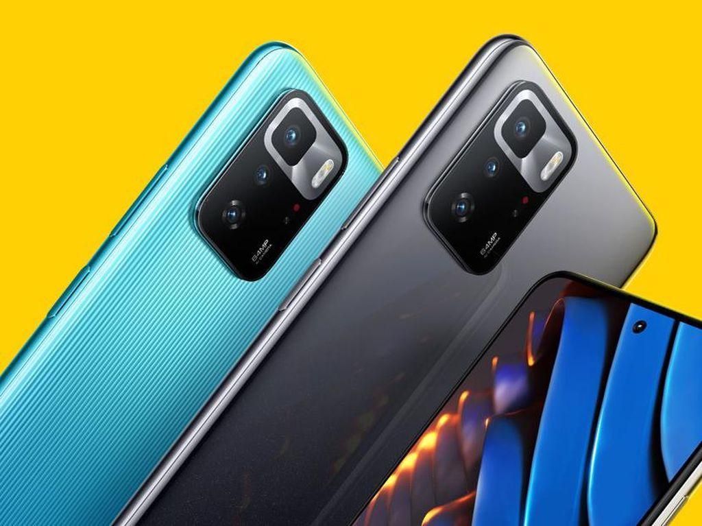 Harga Terbaru Poco X3 NFC, X3 Pro dan X3 GT Agustus 2021