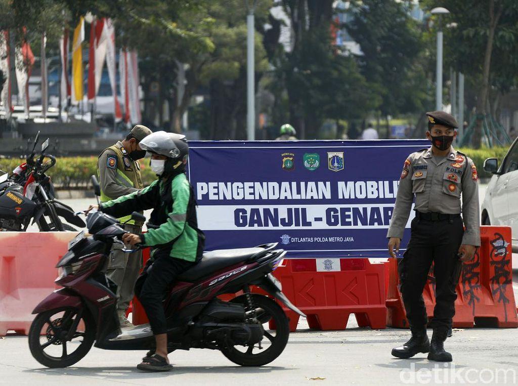 Ganjil Genap Jakarta Jadi 13 Lokasi, Ini 17 Kendaraan yang Kebal Boleh Melintas