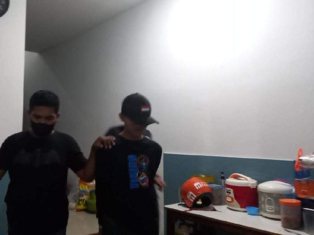 Polisi Tangkap 2 Pelaku Konvoi Berujung Tawuran Maut di Jakbar