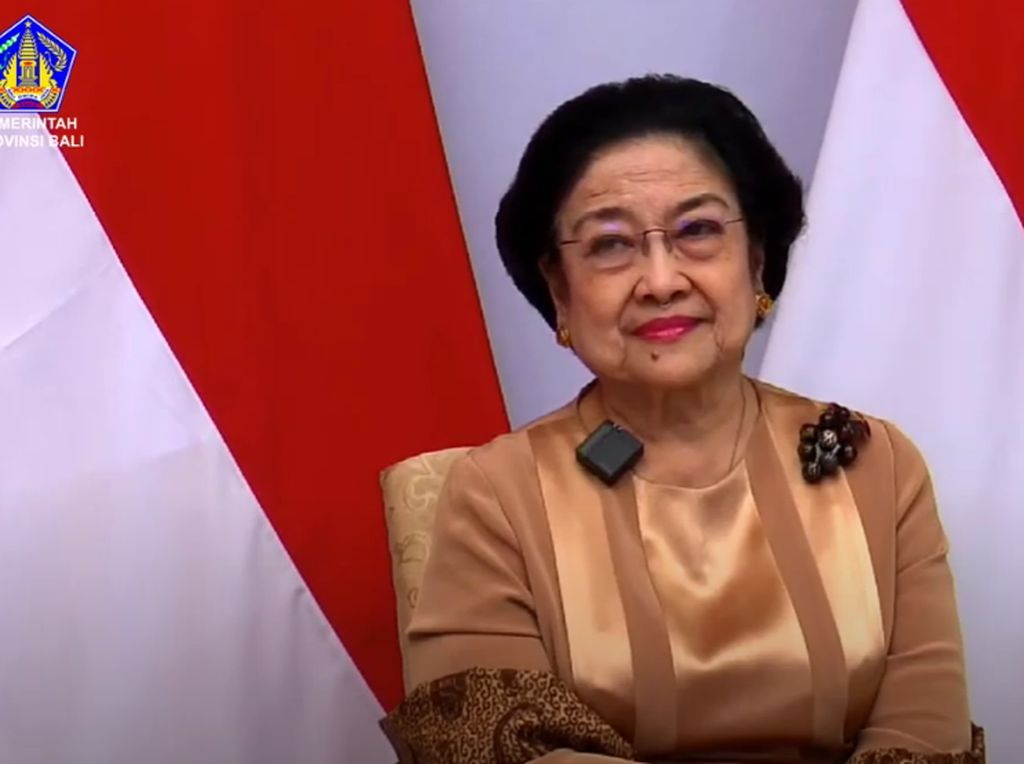 Cerita Mega Semangati Jokowi untuk Tegar