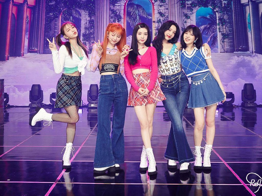 Red Velvet Comeback Lewat Queendom, Ini Gayanya yang Banjir Pujian