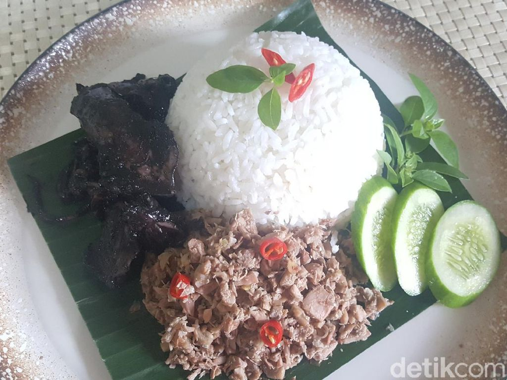 Resep Nasi Megono Pekalongan yang Sedap Bumbunya