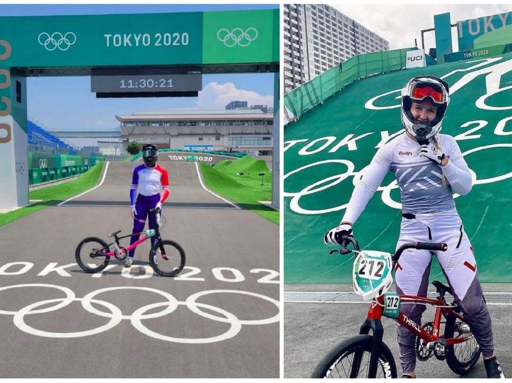 Alumnus ITS di Balik Sepeda BMX Atlet Olimpiade Tokyo 2020, Ini Kisahnya