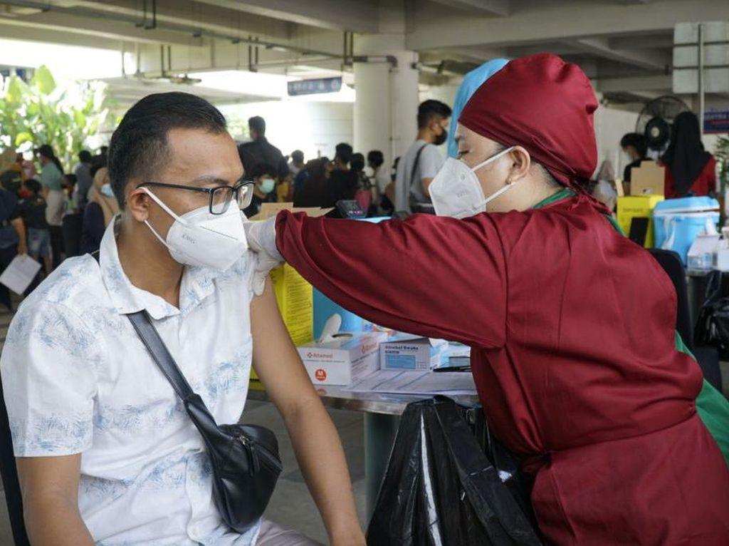 Mitbana dan Sinar Mas Land Layani Vaksinasi Lebih dari 5.700 Orang
