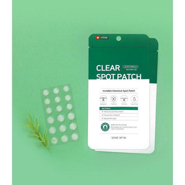 Some By Mi Clear Spot Patch / foto : shopee.co.id/beautyroyal