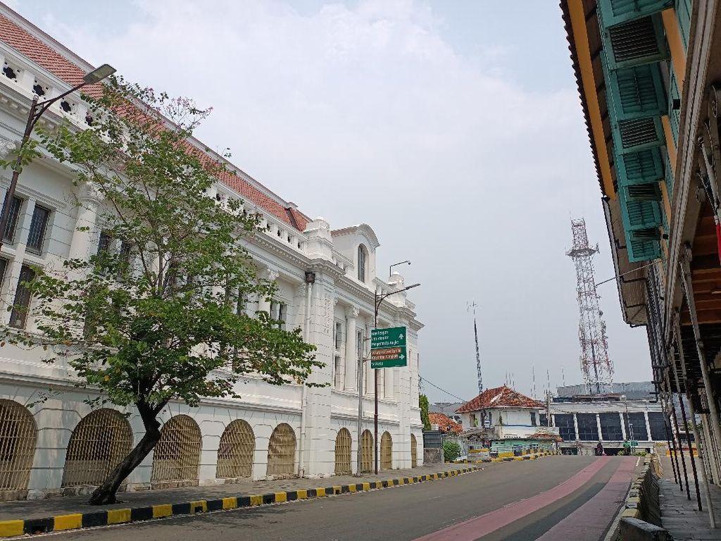 Pemprov DKI Akan Desain Kawasan Kota Tua Seperti Tahun 1627-1632