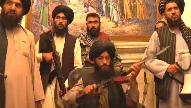 Taliban kembali menguasai Afghanistan.