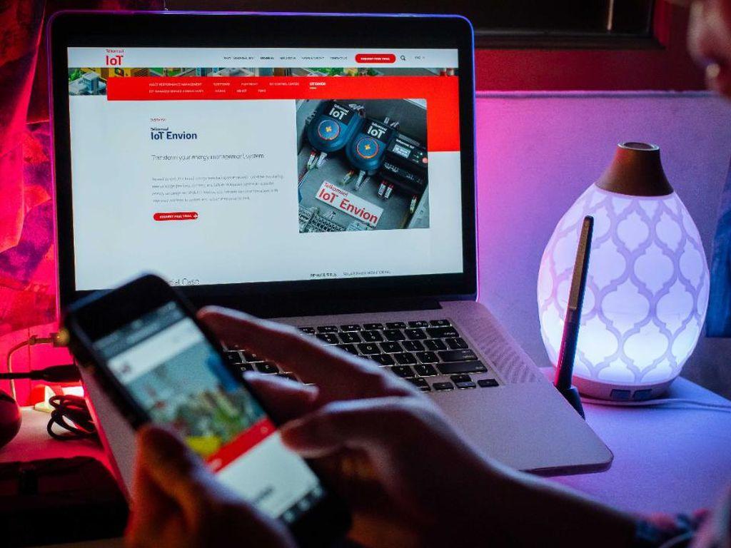Telkomsel Punya Layanan IoT Baru untuk Pantau Sistem Energi Korporasi