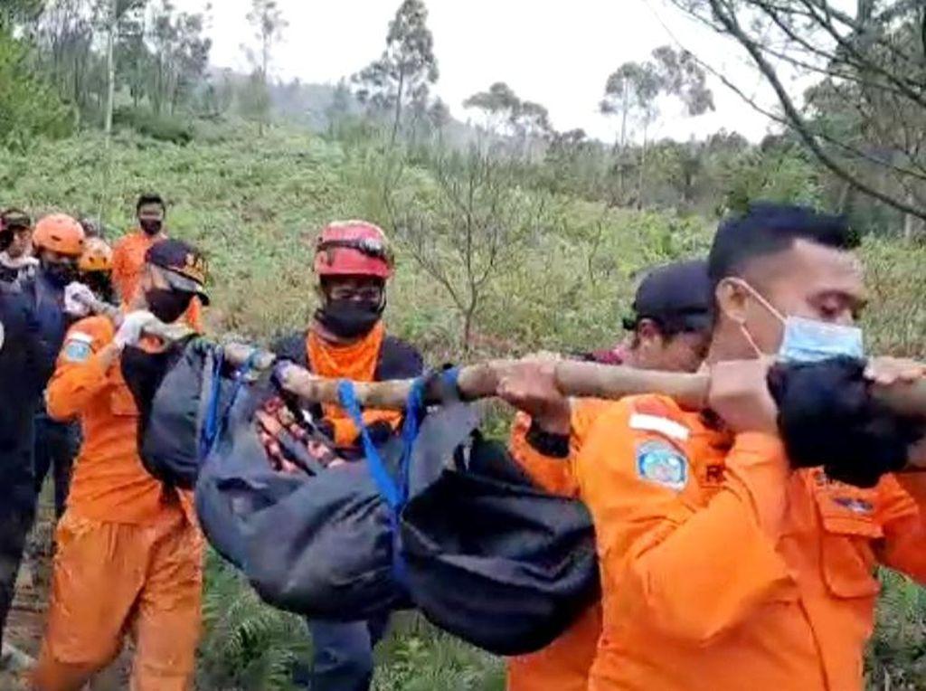 Tim SAR Terima Laporan 1 Tenda Pendaki Gunung Bawakaraeng Alami Hipotermia