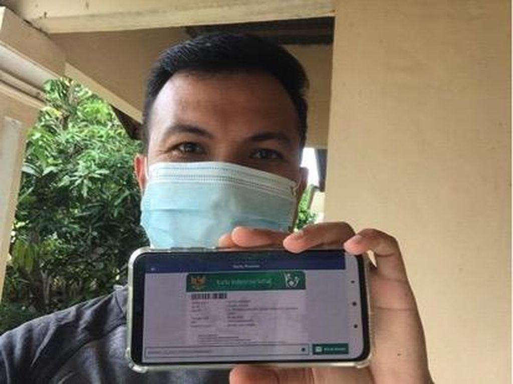 8 Tahun Kerja di Papua, Pria Aceh Terbantu Kemudahan Fitur Mobile JKN