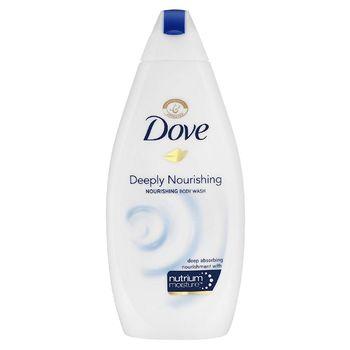Dove deeply nourishing body wash