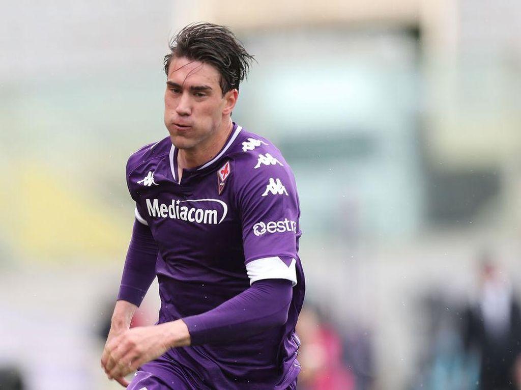 Fiorentina: Mau Dusan Vlahovic? Siapkan Rp 1,68 T