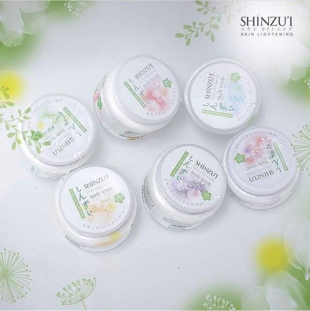 Shinzu'i Lightening Body Scrub/
