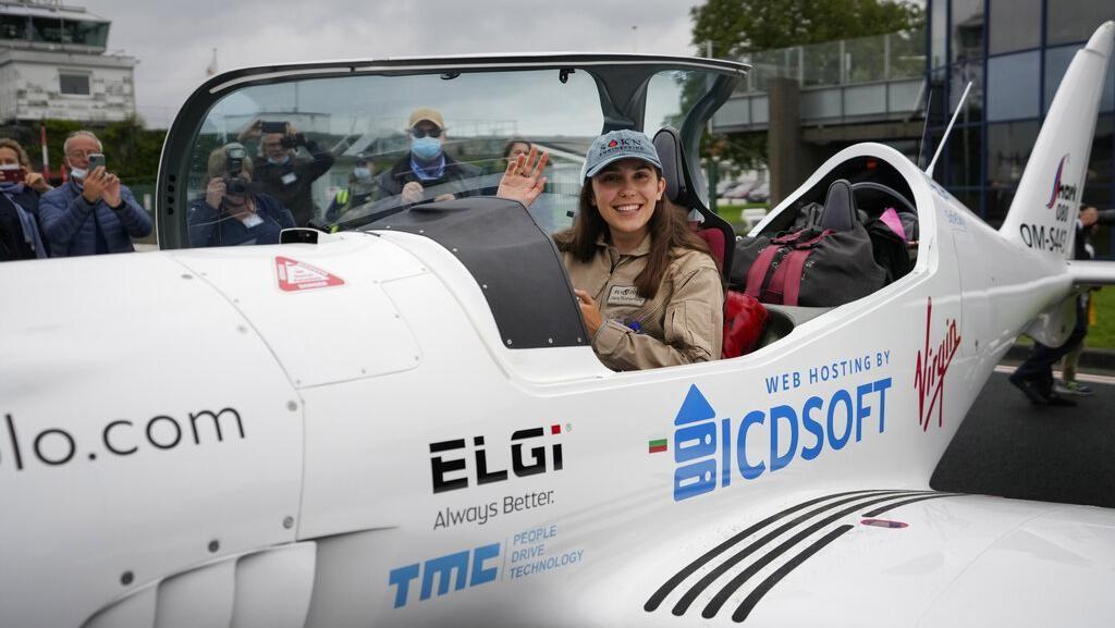 Ini Gadis 19 Tahun yang Siap Pecahkan Rekor Terbang Solo Keliling Dunia