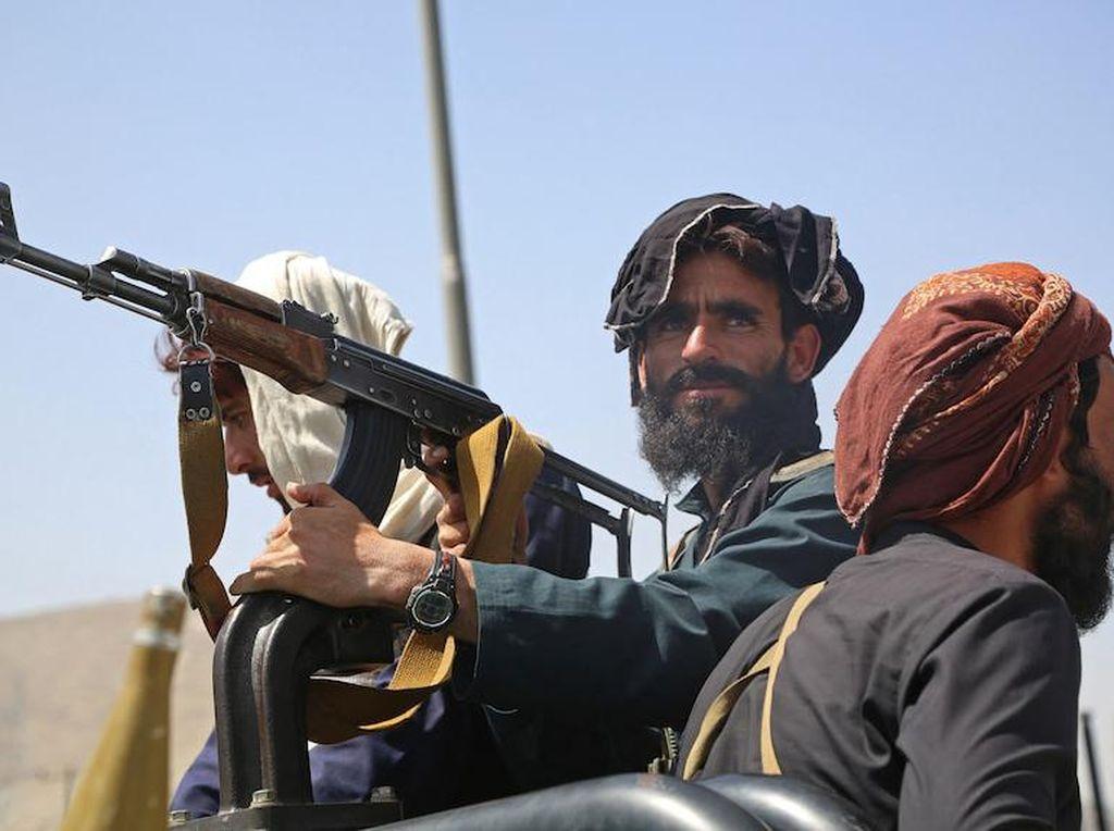 Inspirasi Taktik Mao Zedong pada Kemenangan Taliban Jadi Bukti AS Tak Belajar Sejarah