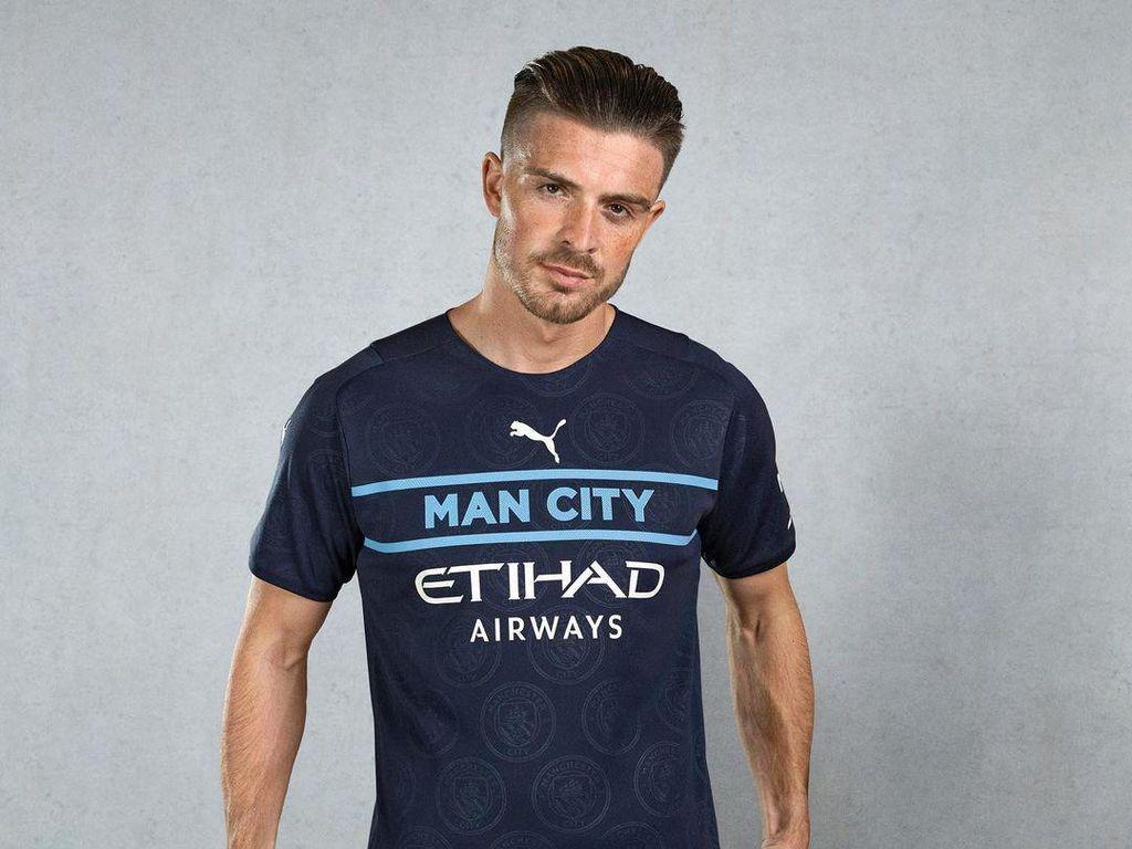 Viral Jersey Baru Manchester City, Ini Penampakannya