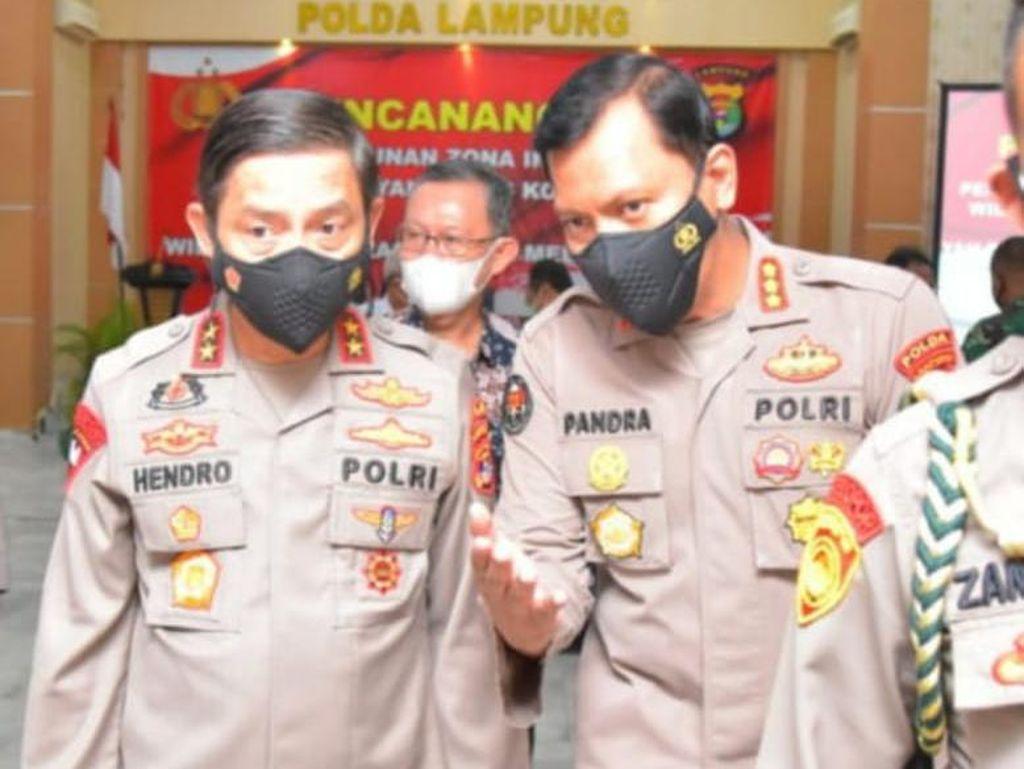 Polisi Pelototi Faskes di Lampung terkait Batas Biaya Tes PCR