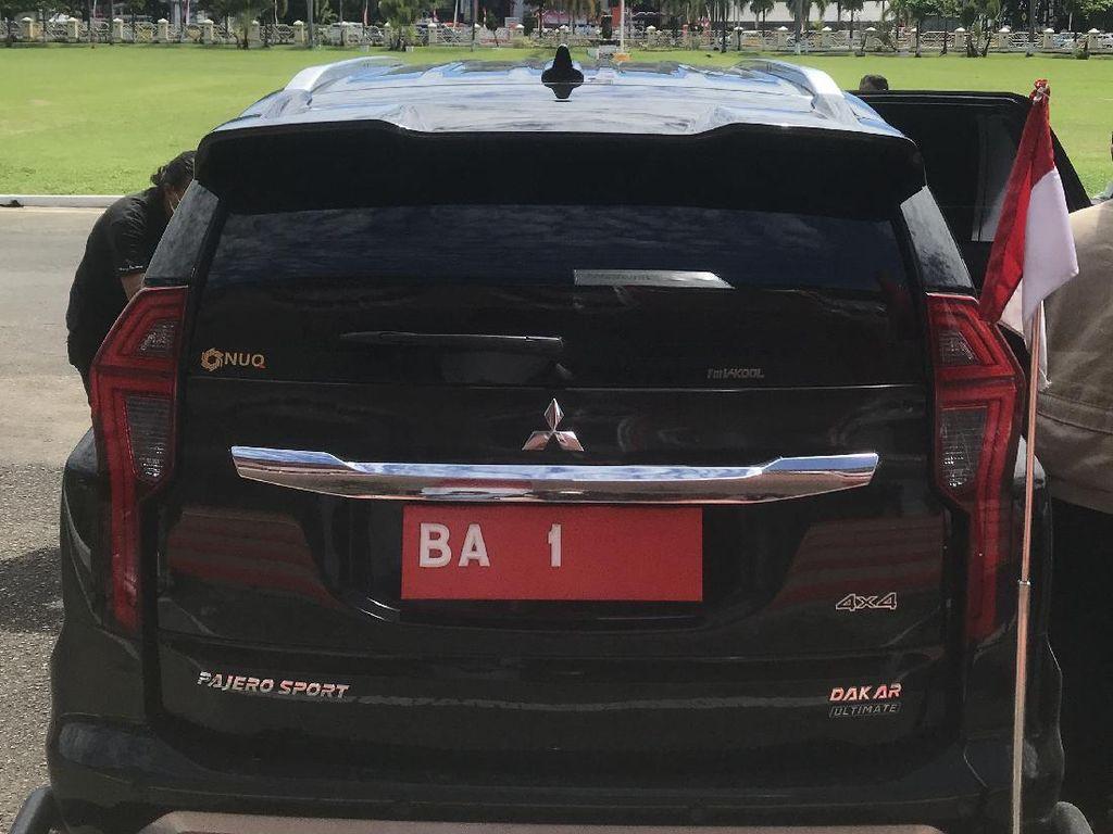 Mobil Baru Gubernur Sumbar Akhirnya Diberikan ke Satgas Corona