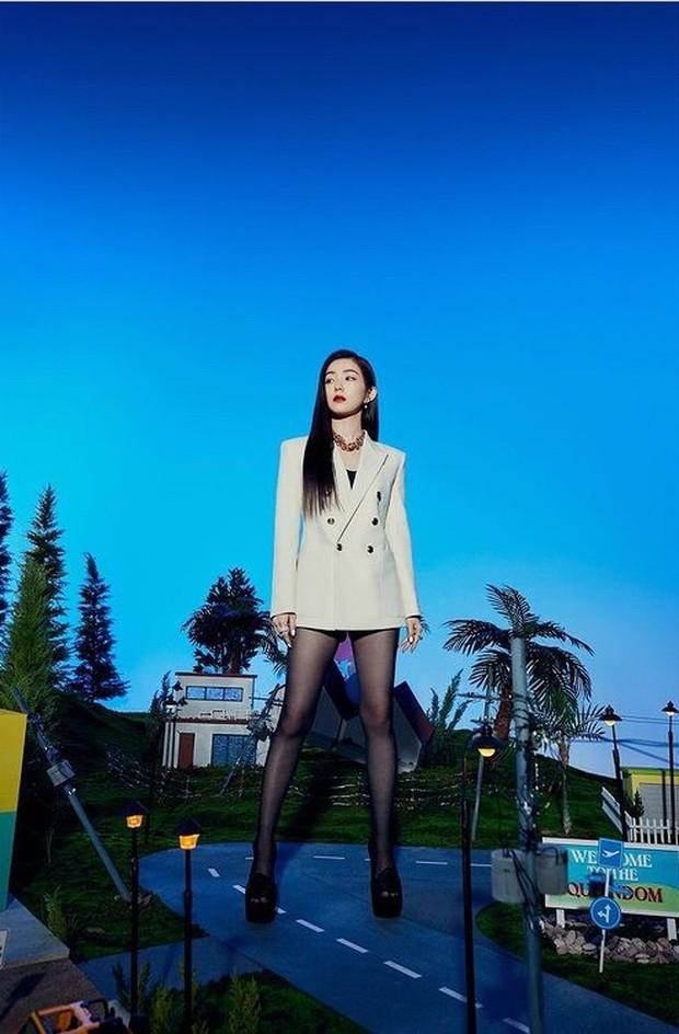 Outfit Irene Red Velvet/Foto: Instagram.com/smtown
