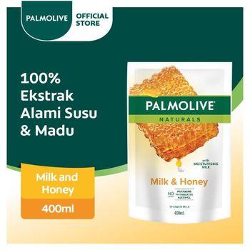 Palmolive Milk And Honey
