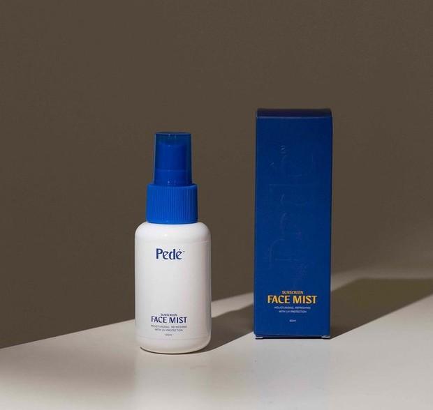 Pede Sunscreen Face Mist