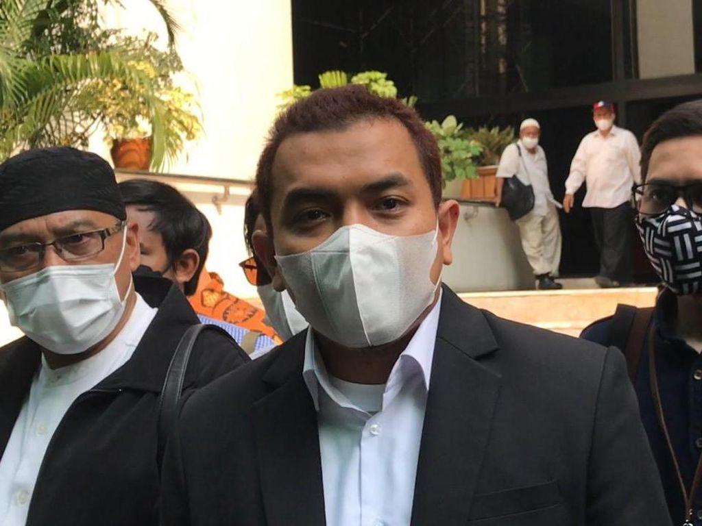 Pengacara Habib Rizieq Surati MA Minta Surat Penetapan Penahanan Dibatalkan