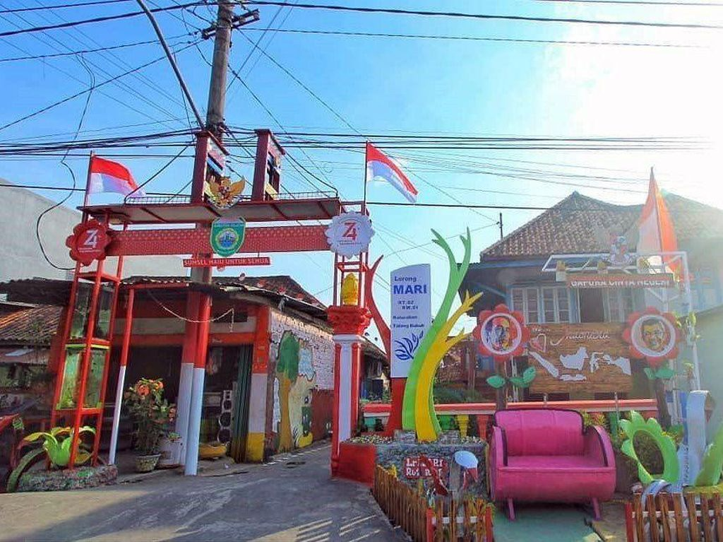 Dulu Kumuh, Kampung Binaan Pertamina Ini Kini Masuk 300 Besar Desa Wisata
