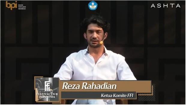 Reza Rahadian Ketua Komite FFI 2021-2023
