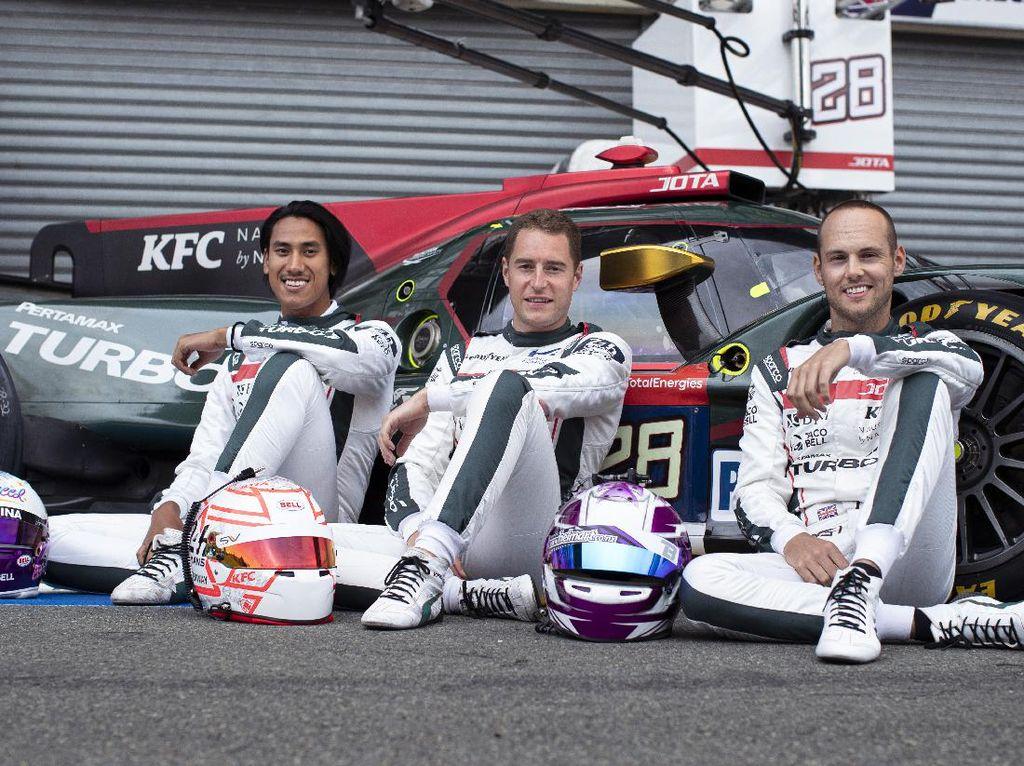 24 Hours of Le Mans: Sean Gelael Memang Gagal ke Hyperpole, tapi...
