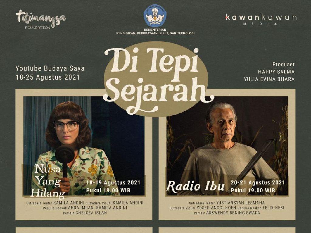 Seri Monolog Di Tepi Sejarah, Melihat Sudut Pandang Baru di Sejarah Indonesia