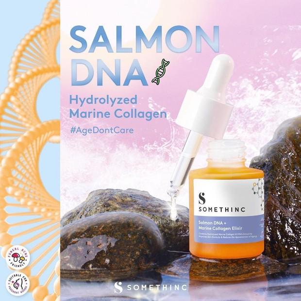skincare DNA salmon