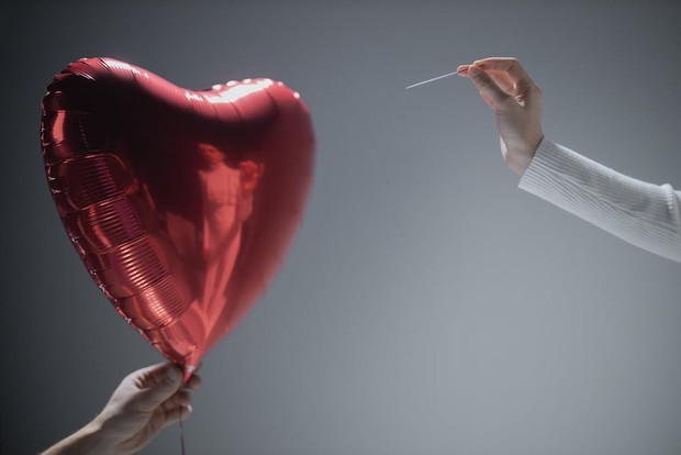 Setelah putus cinta segera tetapkan batasan.