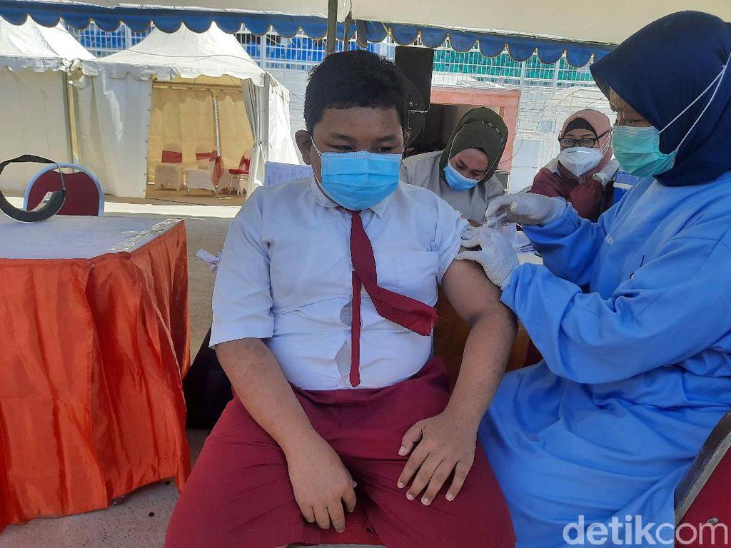 IDAI: KIPI Vaksin COVID-19 pada Anak Cenderung Ringan