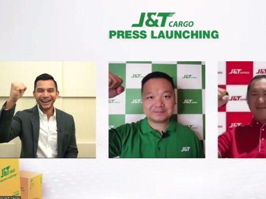 HUT Ke-6, J&T Express Luncurkan Layanan J&T Cargo di Indonesia