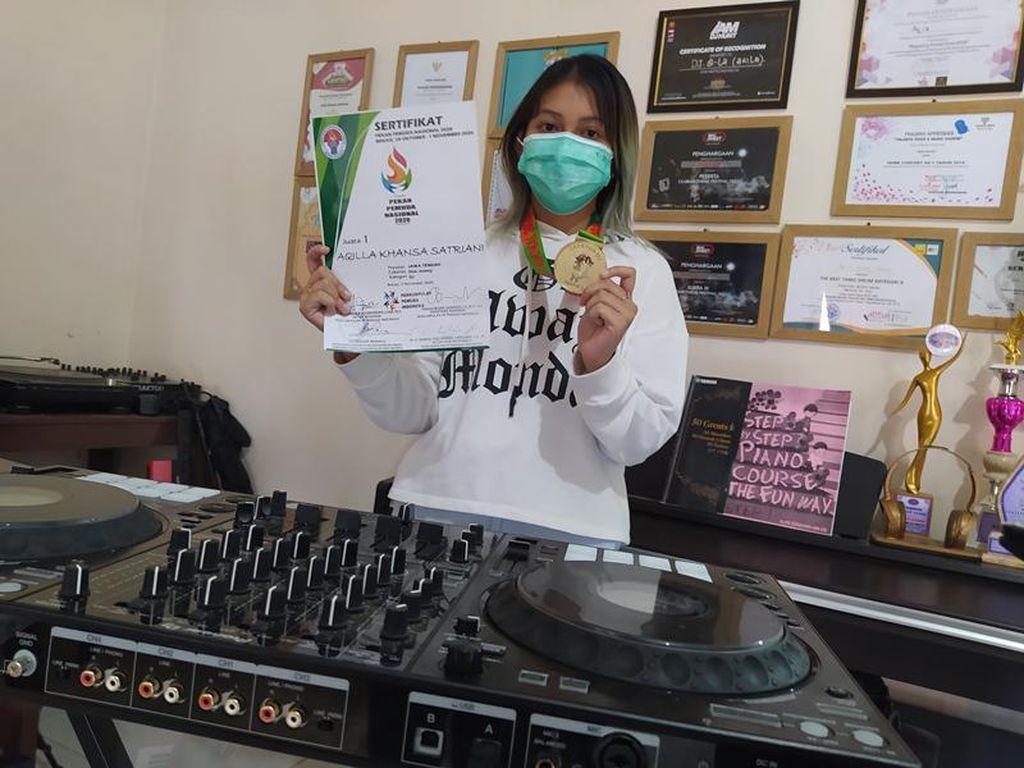 Cerita Siswi SMP dari Lereng Gunung Merbabu Juara 1 DJ Tingkat Nasional