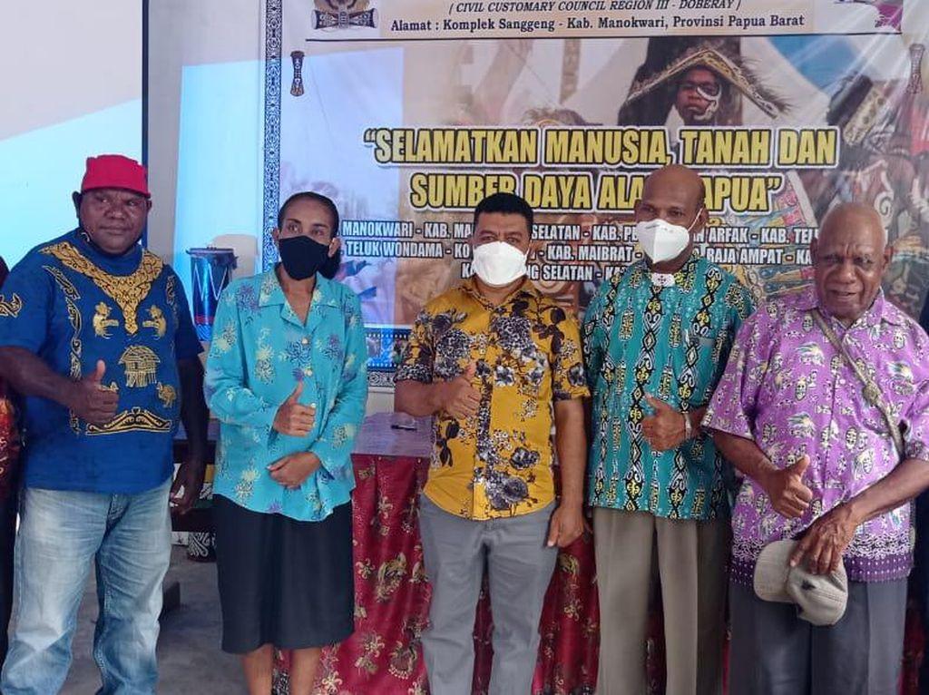Pemerintah Diminta Tuntaskan Masalah Pekerja Bongkar Muat di Manokwari