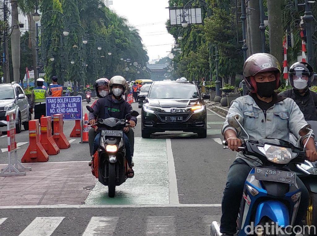 PPKM Level 3 Jakarta Diperpanjang, Ganjil Genap Masih Berlaku di 3 Titik