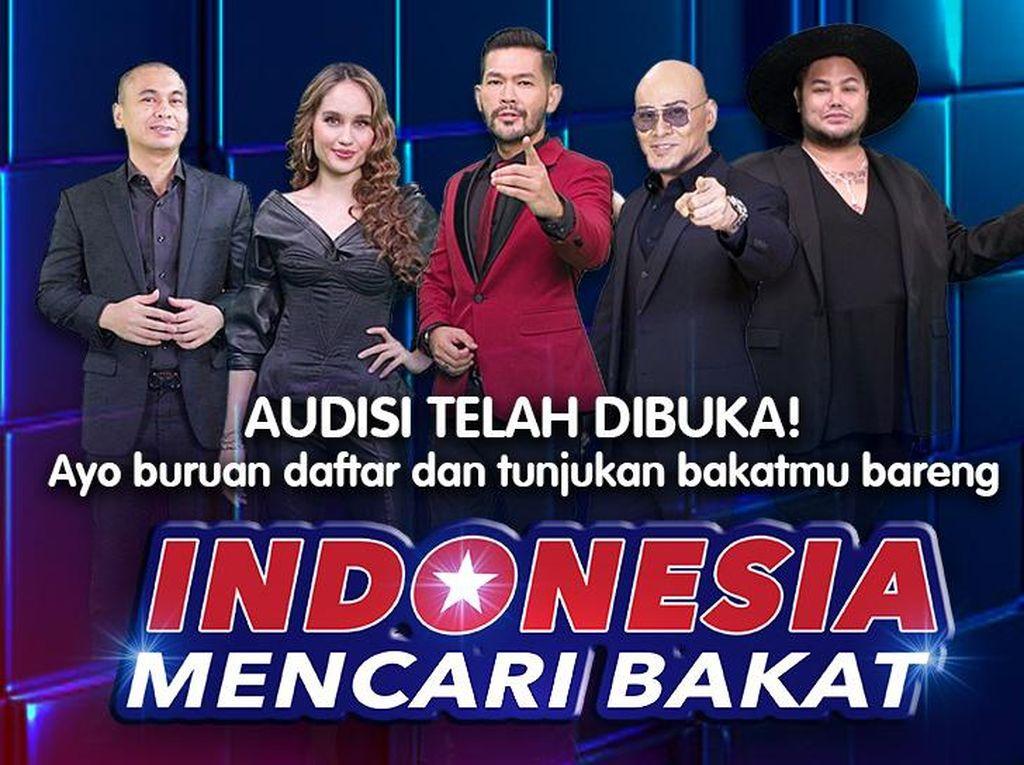 Audisi Indonesia Mencari Bakat 2021 Resmi Dibuka!