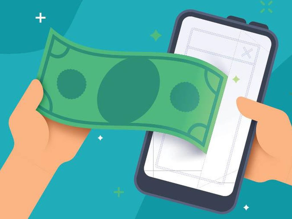 Tips Aman Transaksi Digital