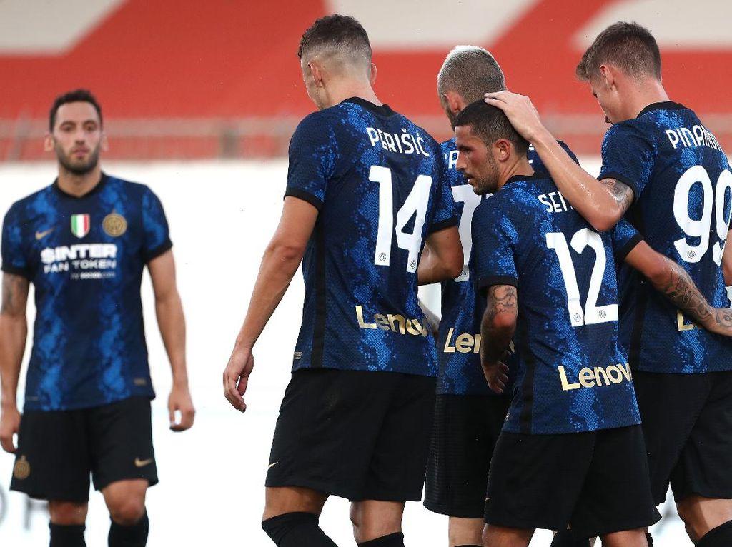 Inter Jangan Sampai Salah Fokus! Sampdoria Dulu Baru Madrid