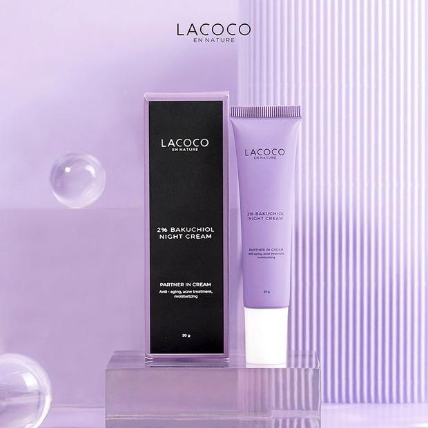 LACOCO 2% BAKUCHIOL NIGHT CREAM